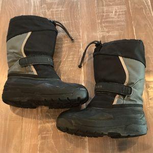 Size 13 LL Bean Snow Boots